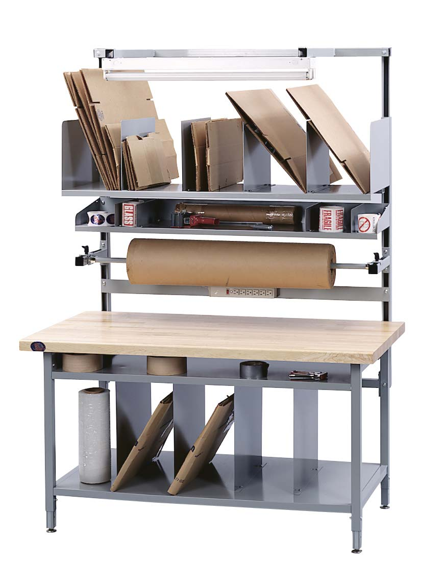 Pack bench 72 x 30 maple surface 30 bench